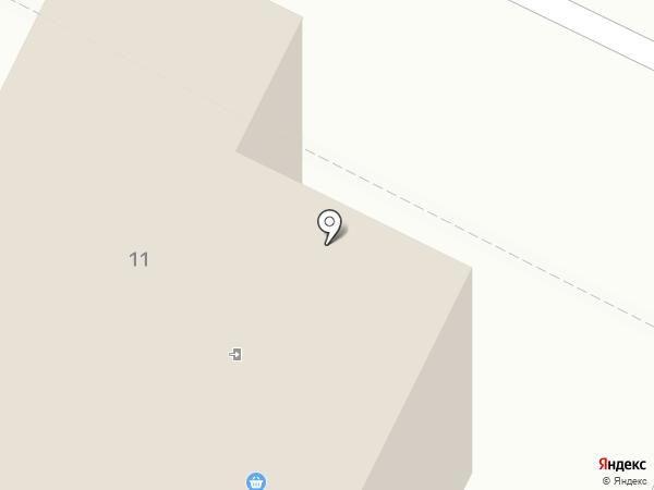 Универсальный магазин на карте Лобаново