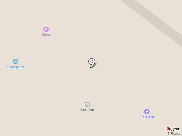 Оптово-продовольственная компания на карте Перми