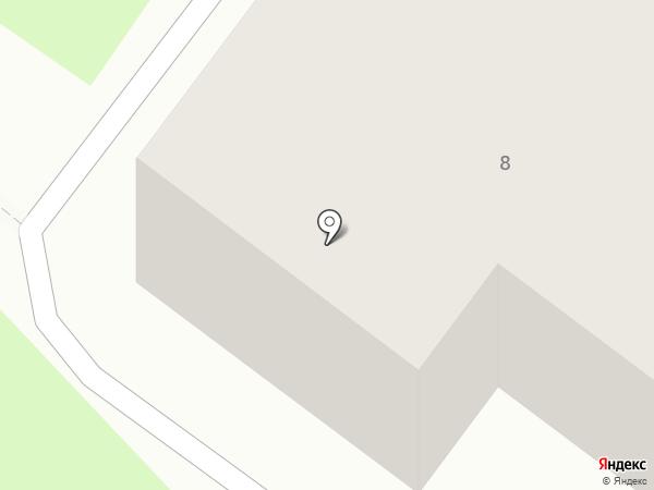 Пика на карте Перми
