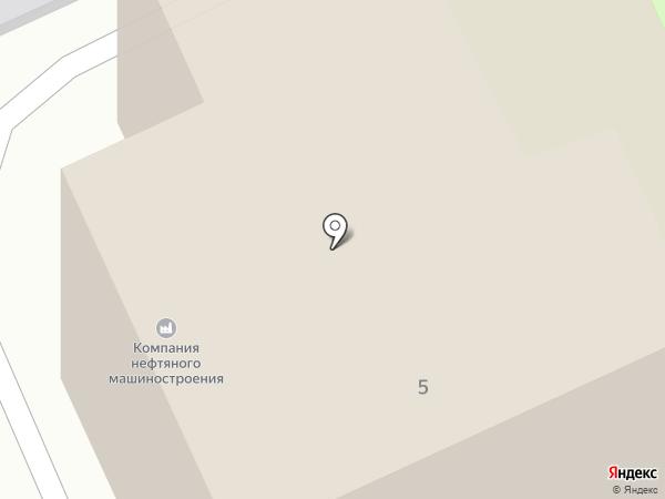 СФЕРА на карте Перми