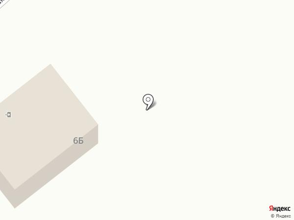 Магазин автотоваров на карте Лобаново