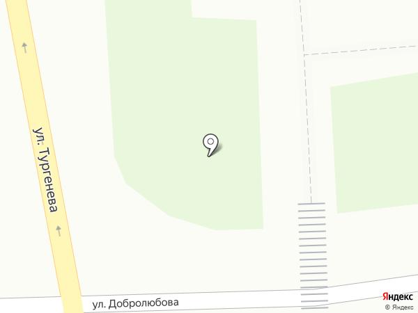 Киоск фастфудной продукции на карте Перми