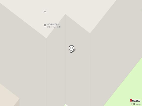 Минимаг на карте Перми