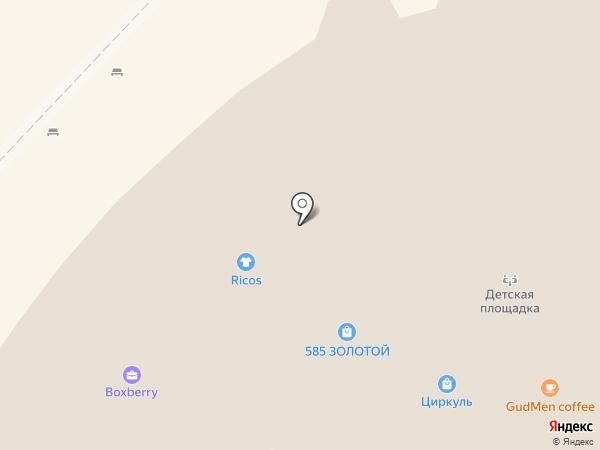 Key cervice на карте Перми