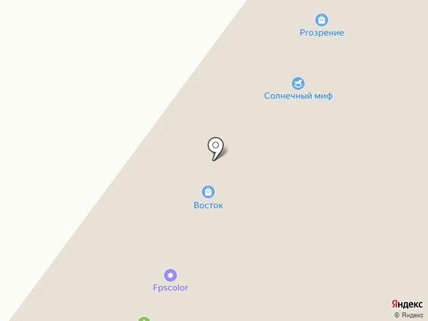 Мебельный магазин на карте Перми