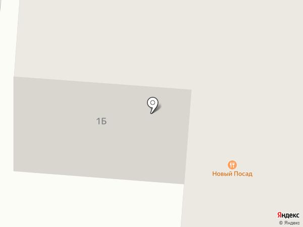 Продовольственный магазин на карте Лобаново