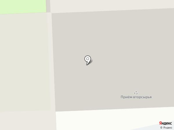 Delice на карте Перми