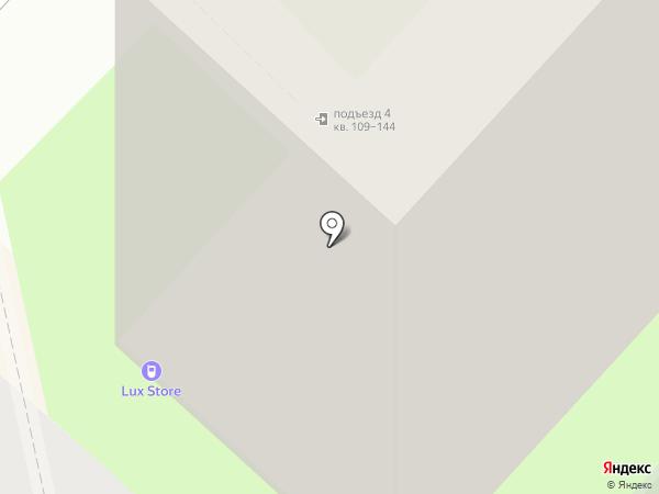 Милада на карте Перми