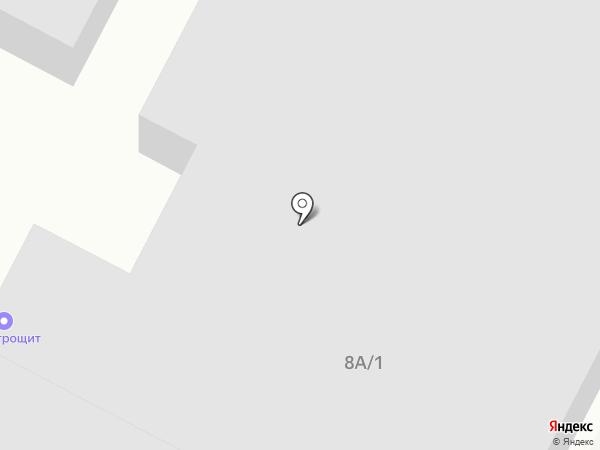 Электрощит на карте Перми