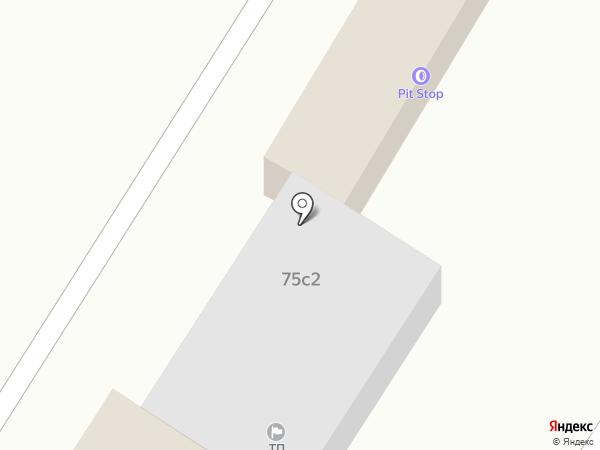 PitStopWheels на карте Перми