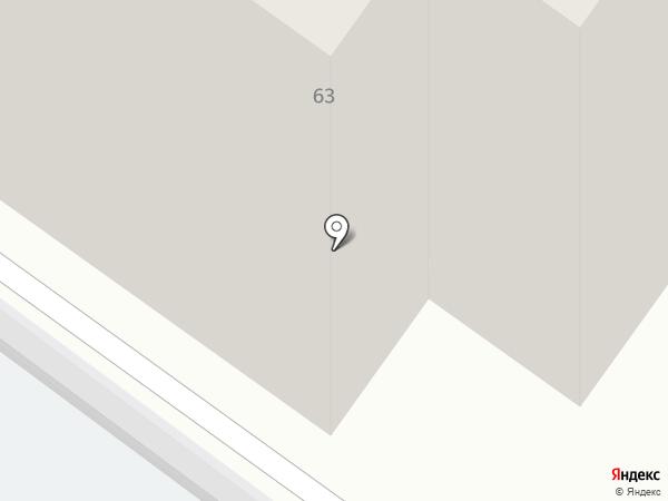 Стройком на карте Перми