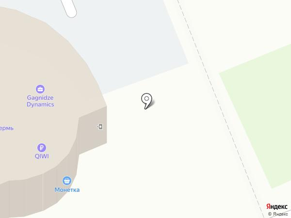 Строй-Стиль на карте Перми
