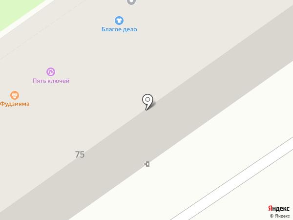 МАЯК на карте Перми