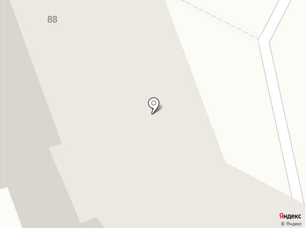 Поликлиника №3 на карте Перми