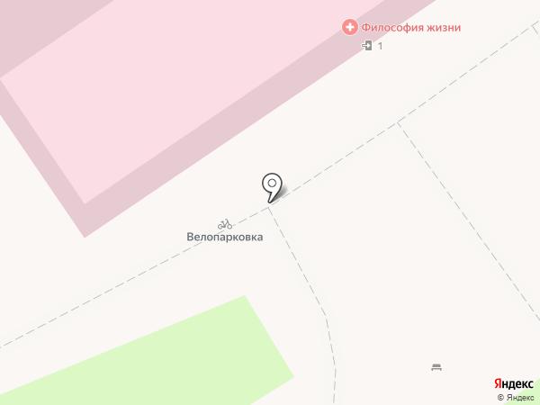 УралСтрой на карте Перми