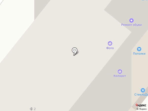Крепость на карте Перми