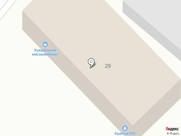 Магазин фруктов и овощей на карте Лобаново