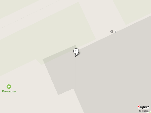 Уномоменто на карте Перми