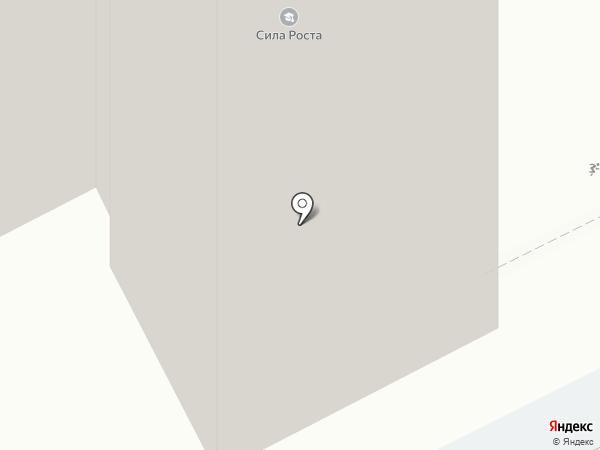 РОСТ на карте Перми