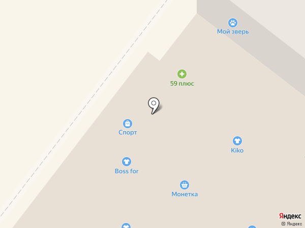 VEKA на карте Перми