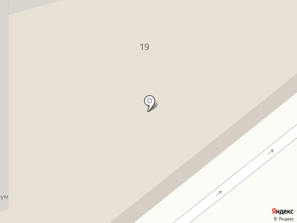 Гринкисс на карте Перми