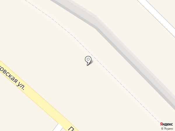 Киоск по продаже колбасных изделий на карте Перми
