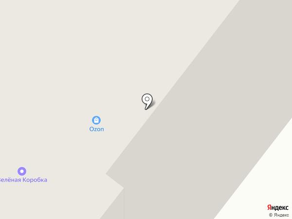 Калинка на карте Перми
