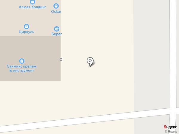 Сантехникс на карте Перми
