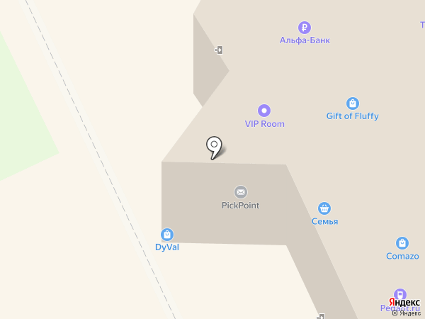 АЛИСА знает, что делать! на карте Перми