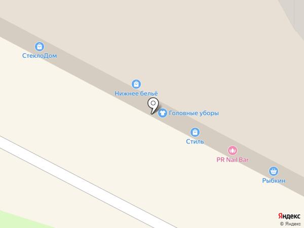 Джинсовый дисконт на карте Перми