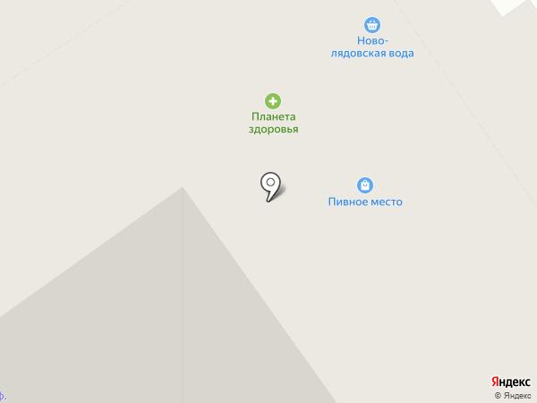 Пресса-маркет на карте Перми