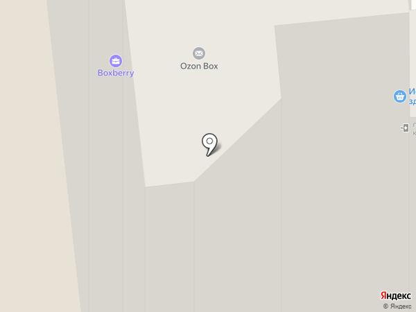Уютный дом ДТА на карте Перми