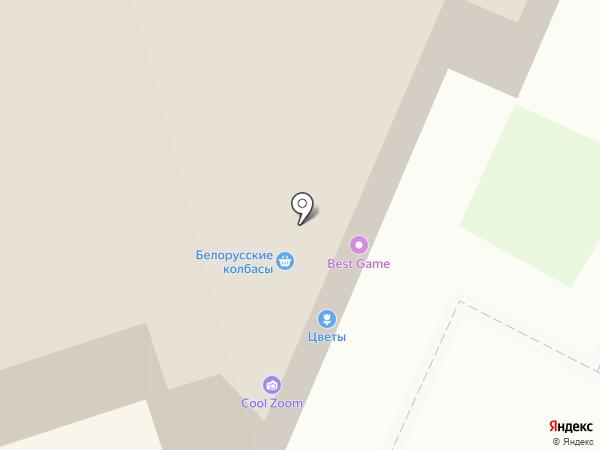 Coolzoom на карте Перми