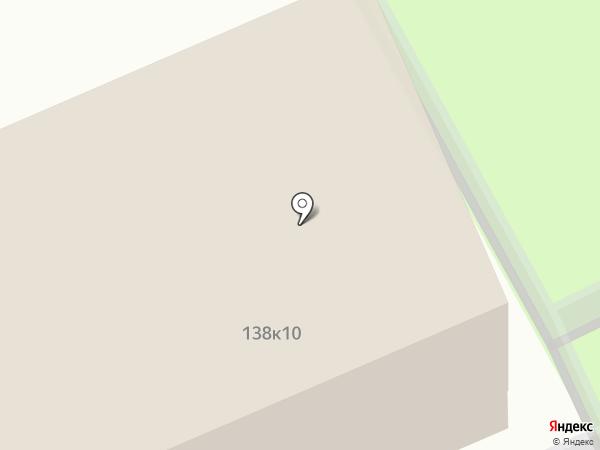 SMT на карте Перми