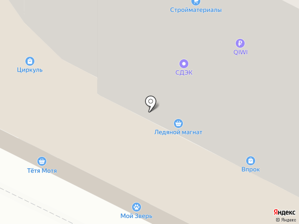 Электро Профи на карте Перми
