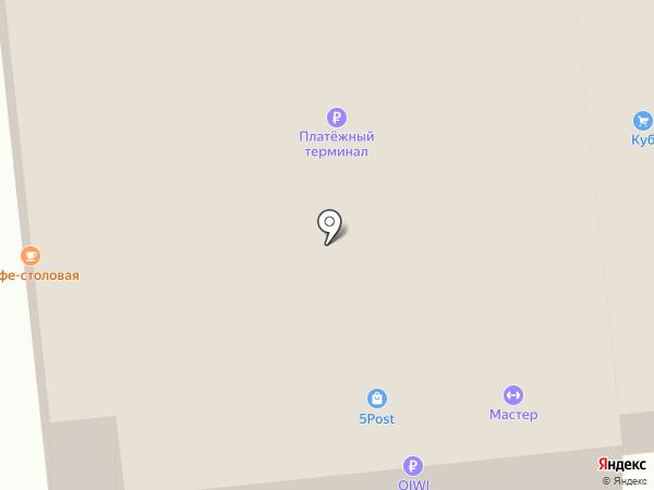 Компания по продаже профнастила на карте Перми