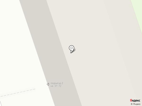 Фантазия на карте Перми