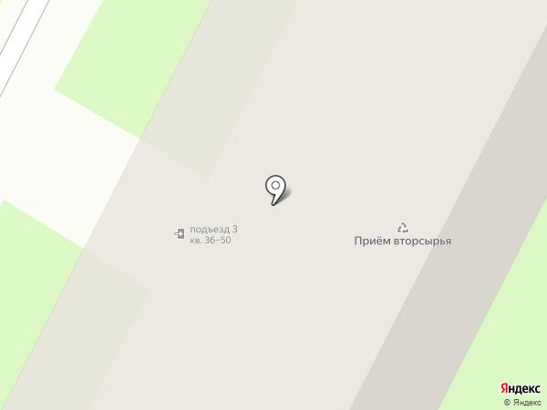 Общественный центр Мотовилихинского района на карте Перми