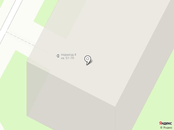 EVA на карте Перми