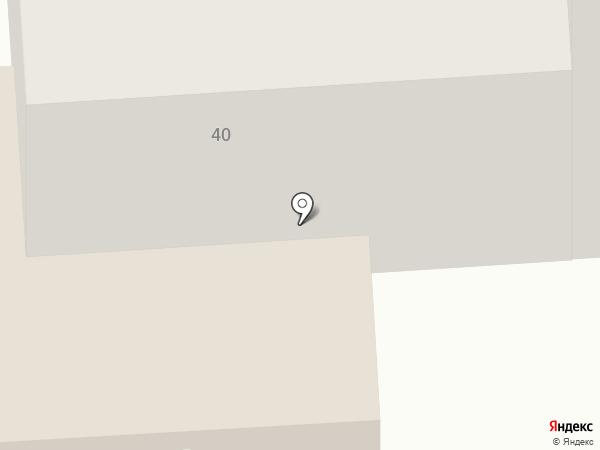 Гайва-I на карте Перми