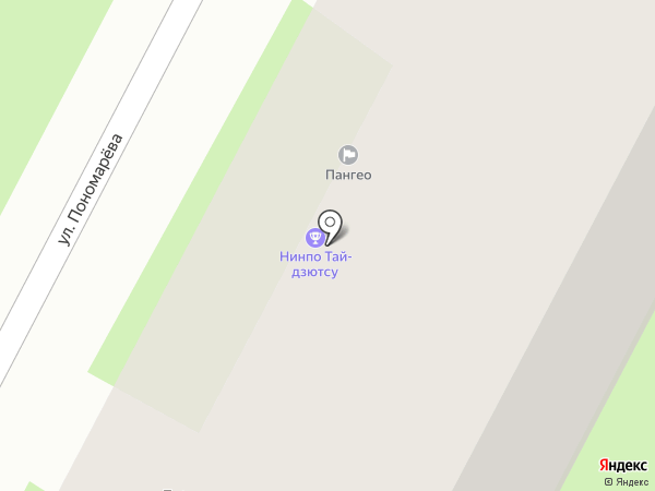 АРИГАТО на карте Перми