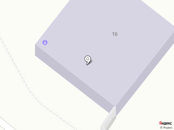 Восход на карте Перми
