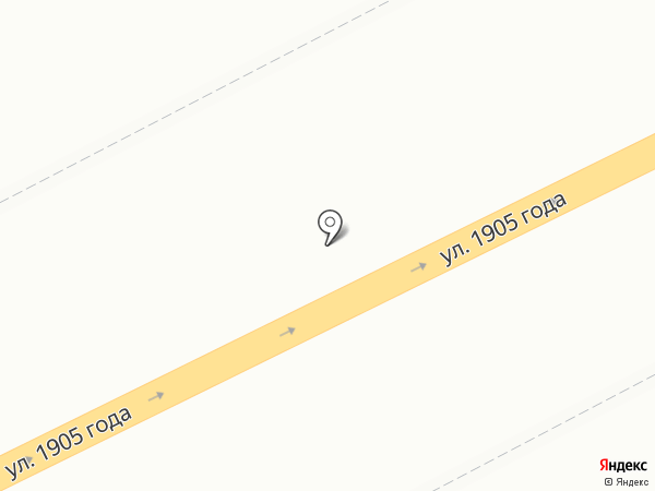 Телец на карте Перми