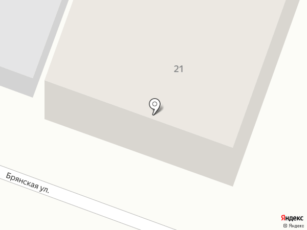 Магазин крепежа на карте Перми