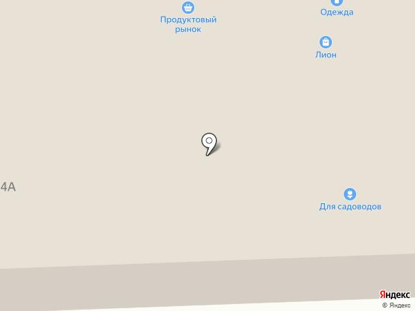Продовольственный магазин на карте Звездного