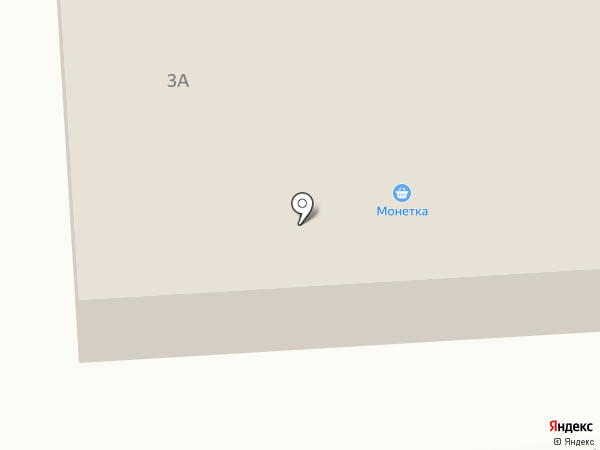 Магазин нижнего белья на карте Звездного