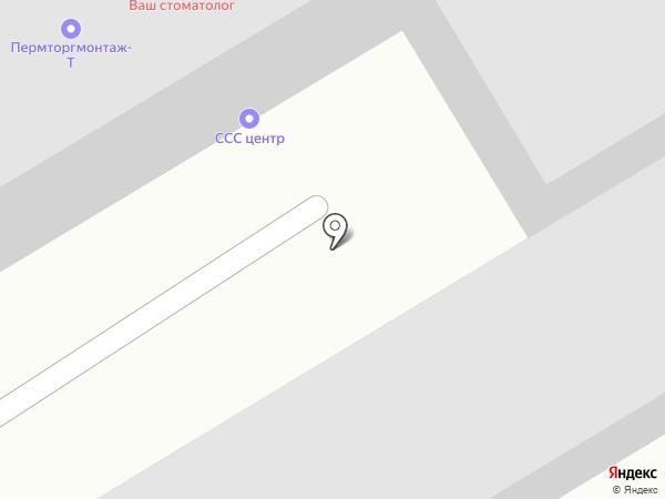 А-ГАРАНТ на карте Перми