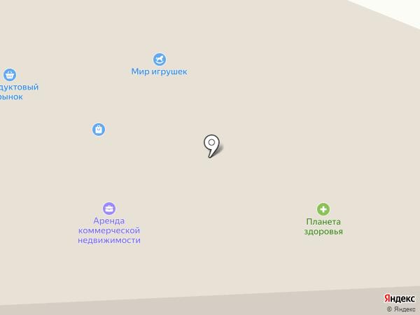 Хмель Солод на карте Звездного