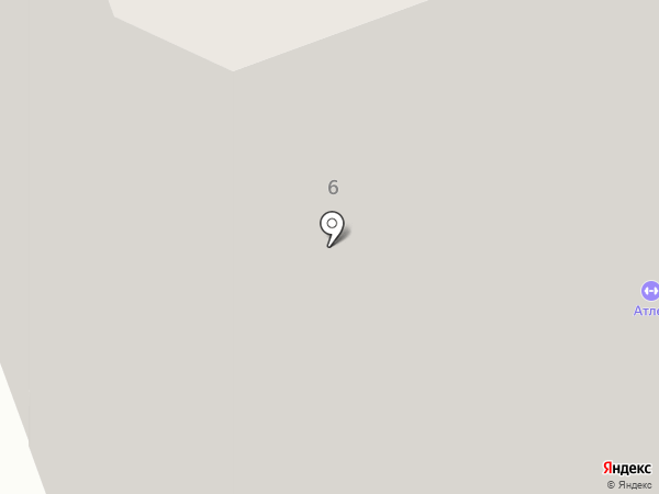Выездная Гримерка на карте Перми