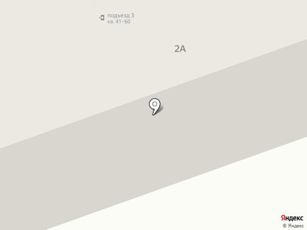 Мебельный салон на карте Перми